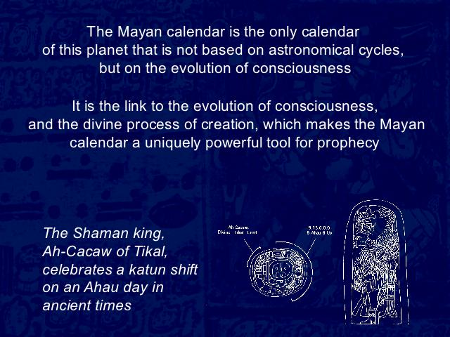 The Next Level :: View topic - Mayan Overview of Evolution of